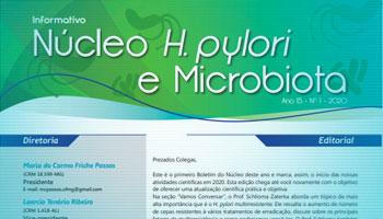 Boletim Informativo H.pylori e Microbiota 2020 - Edição 01