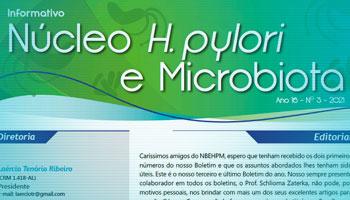 Boletim Informativo H.pylori e Microbiota 2021 - Edição 03